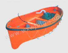 开敞式救生艇