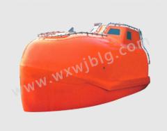 自由降落式救生艇