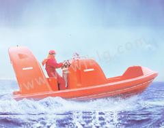 6m高速救助艇照片